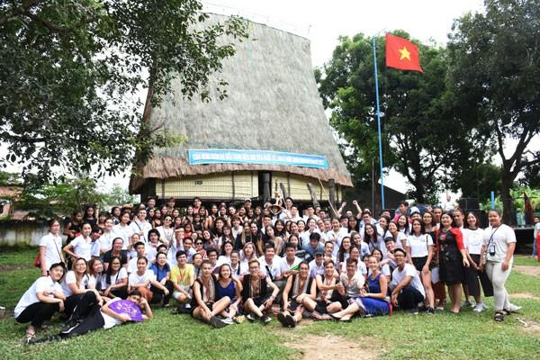 Trại hè Việt Nam 2018: Hòa mình cùng tuổi trẻ và không gian Cồng chiêng Tây Nguyên - ảnh 10