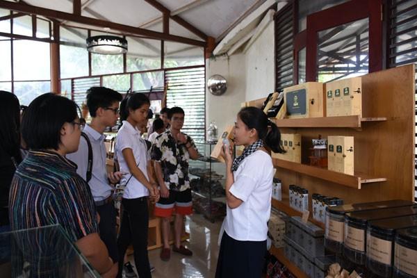 Trại hè Việt Nam 2018: Đến với thủ phủ cà phê Việt Nam - ảnh 8