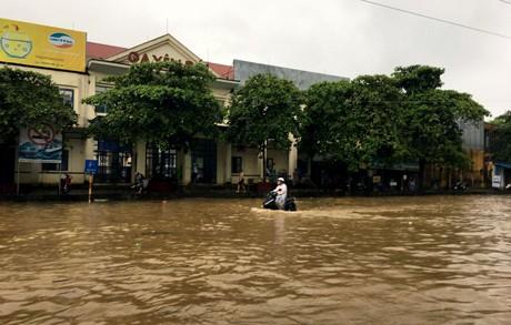 Các địa phương khắc phục lũ lụt ổn định cuộc sống cho người dân - ảnh 1