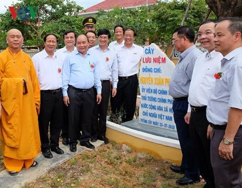 Thủ tướng dự lễ kỷ niệm ngày Thương binh liệt sĩ tại tỉnh Quảng Nam - ảnh 2