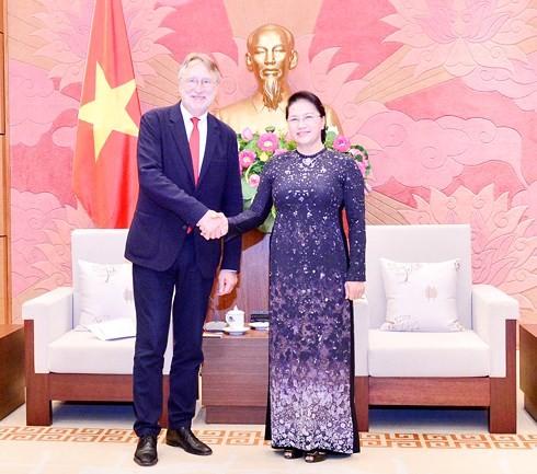 Hiệp định EVFTA sẽ tạo xung lực mới cho Việt Nam và EU - ảnh 1