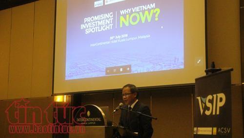 Giới thiệu điểm sáng đầu tư Việt Nam tại Malaysia - ảnh 1
