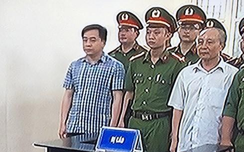 """Tuyên phạt bị cáo Phan Văn Anh Vũ 9 năm tù về tội """"Cố ý làm lộ bí mật nhà nước"""" - ảnh 1"""