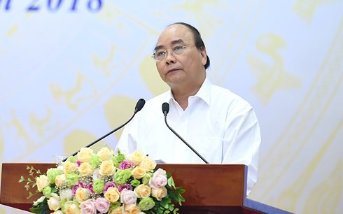 Thủ tướng Nguyễn Xuân Phúc dự Hội nghị về công tác bảo vệ trẻ em - ảnh 2