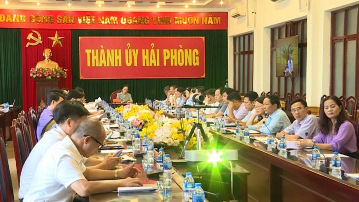 Hội nghị trực tuyến Xây dựng bộ máy công quyền ưu tú - ảnh 1