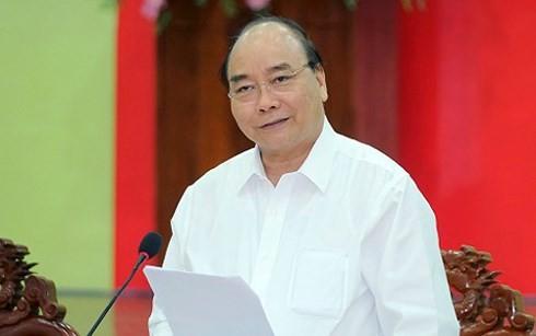 Thủ tướng yêu cầu Tiền Giang phát triển kinh tế trên 5 trụ cột chính - ảnh 1
