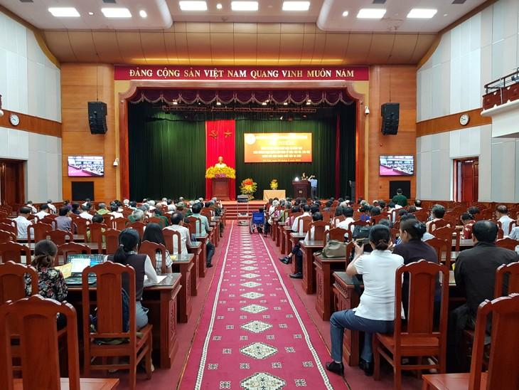 Kỷ niệm 57 năm thảm họa da cam ở Việt Nam - ảnh 1