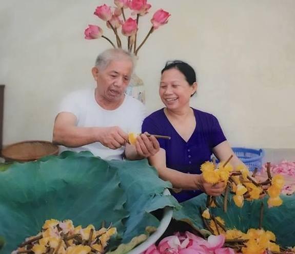 Trà ướp hương Sen Tây Hồ: Phong vị thanh tao đất Hà Thành - ảnh 2