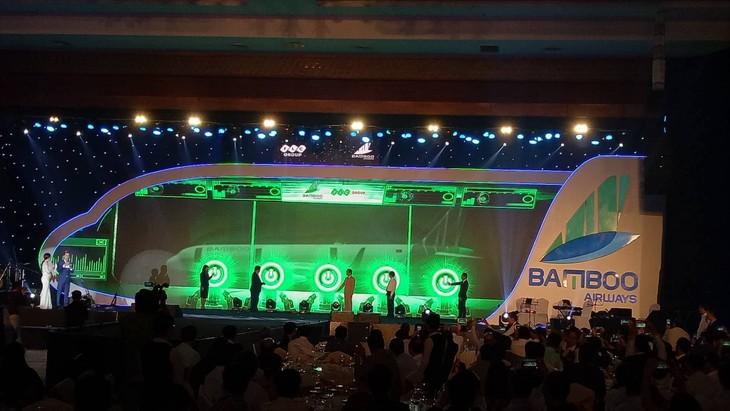 Tập đoàn FLC chính thức ra mắt thương hiệu mới Bamboo Airway - ảnh 1