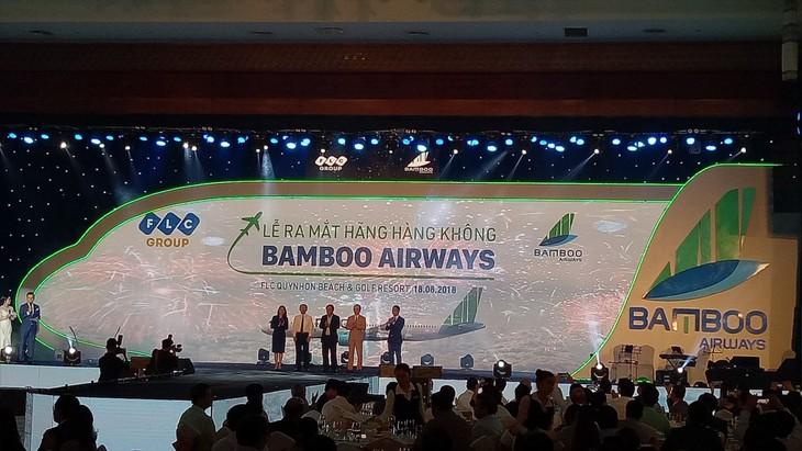Tập đoàn FLC chính thức ra mắt thương hiệu mới Bamboo Airway - ảnh 2