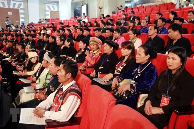 Thủ tướng Nguyễn Xuân Phúc phê duyệt Đề án tổ chức Đại hội đại biểu các dân tộc thiểu số - ảnh 1