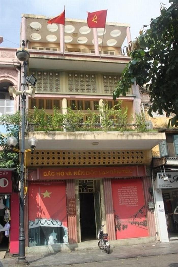 Ngôi nhà số 48 Hàng Ngang, Hà Nội, nơi Chủ tịch Hồ Chí Minh viết bản Tuyên ngôn độc lập - ảnh 1