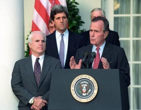 Thượng nghị sỹ John McCain có vị trí đặc biệt trong quan hệ Việt-Mỹ - ảnh 1