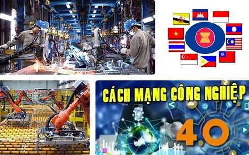 Để ASEAN không bị bỏ lại trong cách mạng công nghiệp lần thứ 4 - ảnh 1