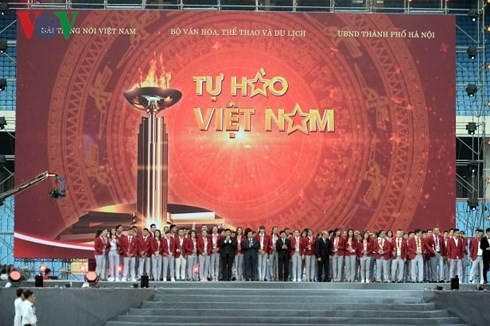 Tự hào Việt Nam! - Lễ mừng công đoàn thể thao Việt Nam tại ASIAD 2018 - ảnh 2