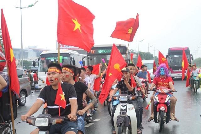 Lễ đón Đoàn thể thao Việt Nam trở về từ Asiad 2018 - ảnh 3