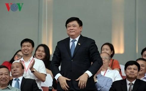 Tự hào Việt Nam! - Lễ mừng công đoàn thể thao Việt Nam tại ASIAD 2018 - ảnh 1