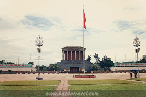 Quảng trường Ba Đình, nơi ghi dấu ấn lịch sử của dân tộc Việt Nam - ảnh 2