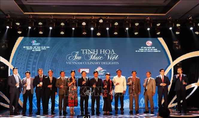Khai mạc Hội chợ Du lịch quốc tế Thành phố Hồ Chí Minh năm 2018 - ảnh 1