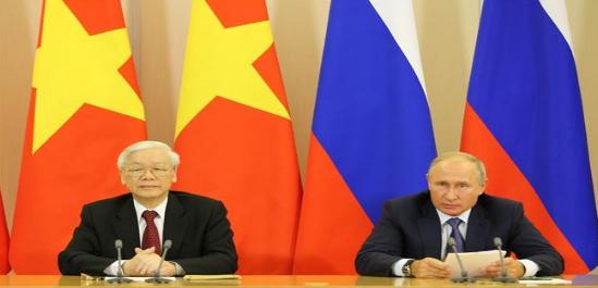 Động lực mới đưa quan hệ hợp tác nhiều mặt LB Nga - Việt Nam phát triển sâu rộng - ảnh 1