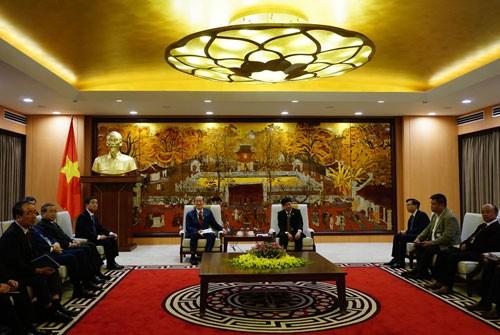 Các doanh nghiệp Hàn Quốc tăng cường đầu tư vào Hà Nội - ảnh 1