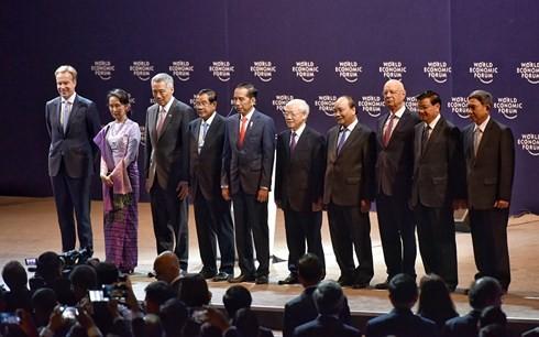 WEF ASEAN 2018: Cơ hội gia tăng vị thế đất nước - ảnh 1