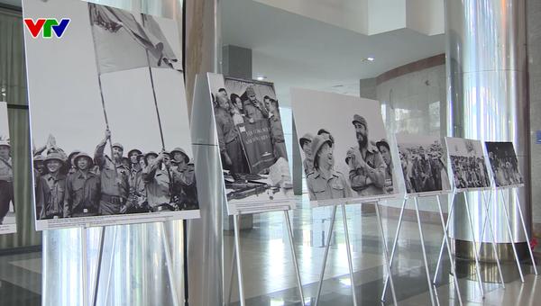 Lễ kỷ niệm 45 năm lãnh tụ Cuba Fidel Castro thăm vùng giải phóng tỉnh Quảng Trị - ảnh 1