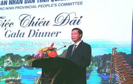 Quang Ninh continuará ofreciendo condiciones favorables para inversores extranjeros - ảnh 1
