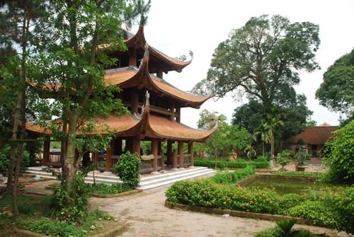 Chùa Nôm – Nơi gìn giữ dấu ấn văn hóa Việt - ảnh 2