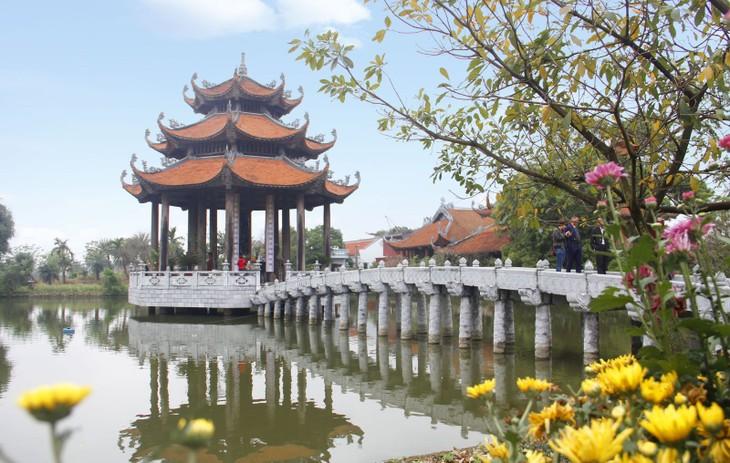 Chùa Nôm – Nơi gìn giữ dấu ấn văn hóa Việt - ảnh 4