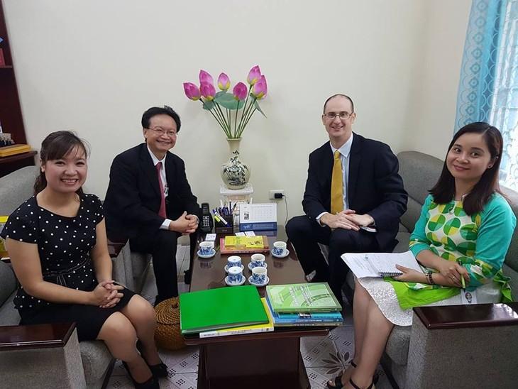 Khoa VN học và Tiếng Việt-ĐH KHXH&NV không ngừng đổi mới để hội nhập với thời đại - ảnh 5