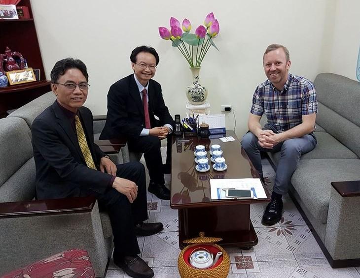 Khoa VN học và Tiếng Việt-ĐH KHXH&NV không ngừng đổi mới để hội nhập với thời đại - ảnh 2