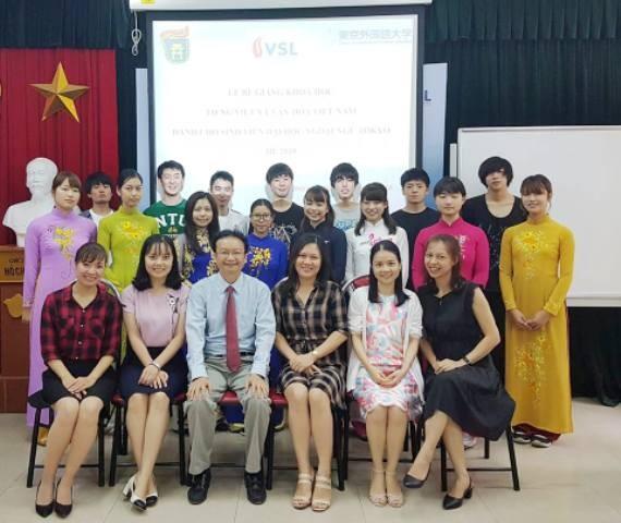 Khoa VN học và Tiếng Việt-ĐH KHXH&NV không ngừng đổi mới để hội nhập với thời đại - ảnh 3
