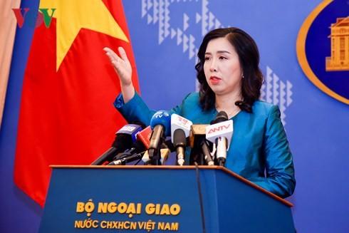 Việt Nam hoan nghênh kết quả Hội nghị Thượng đỉnh liên Triều - ảnh 1