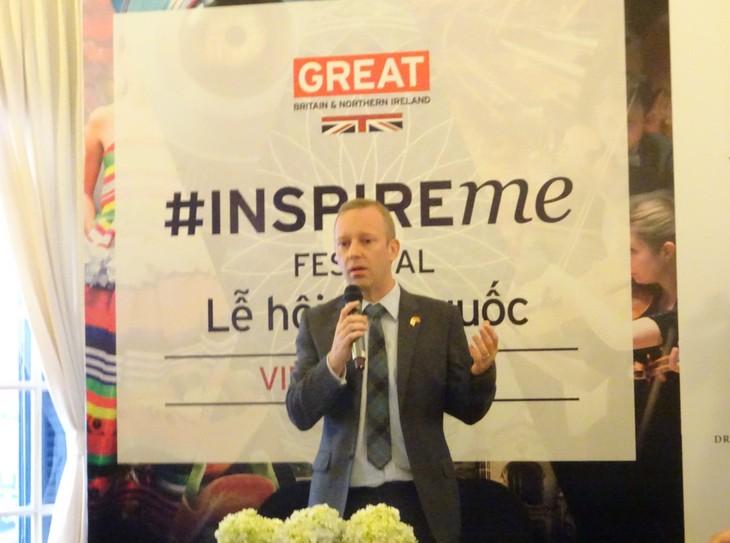 Lễ hội Anh Quốc và phong phú chuỗi sự kiện Inspire me - ảnh 1
