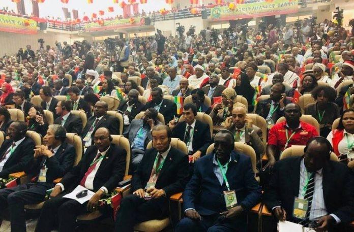 Việt Nam dự Đại hội 11 Liên minh cầm quyền EPRDF Ethiopia - ảnh 1