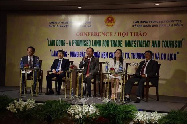 Lâm Đồng - Điểm nhấn thu hút đầu tư, du lịch từ Thái Lan      - ảnh 1