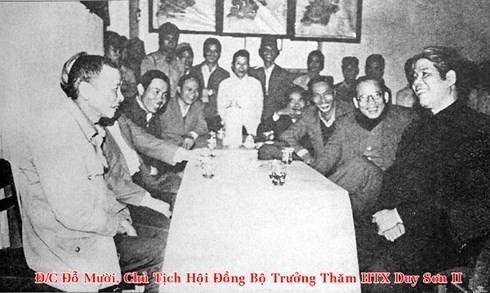 Bài viết của Thủ tướng Nguyễn Xuân Phúc về nguyên Tổng Bí thư Đỗ Mười - ảnh 2