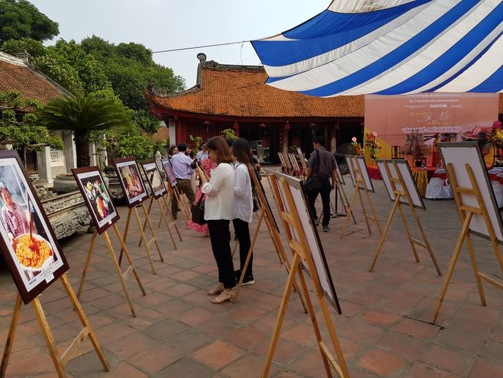 Sôi nổi các sự kiện văn hóa chào mừng Ngày giải phóng Thủ đô Hà Nội 10/10 - ảnh 1