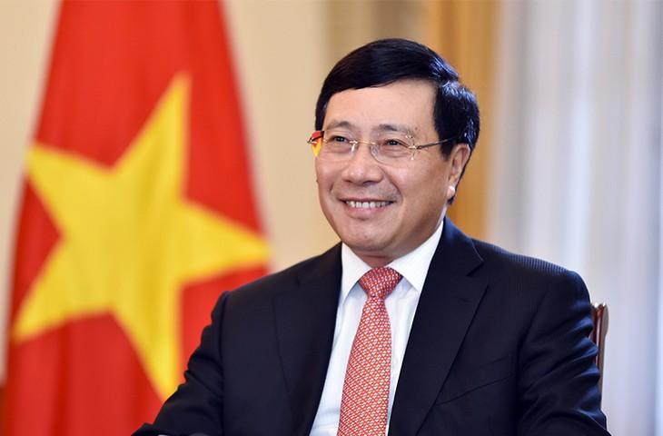Phó Thủ tướng, Bộ trưởng Ngoại giao Phạm Bình Minh thăm chính thức Liên hiệp Vương quốc Anh và Bắc Ireland - ảnh 1