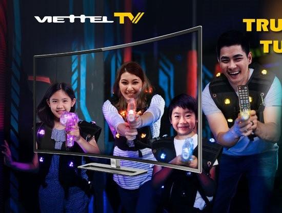 Viettel sẽ ra mắt dịch vụ truyền hình tương tác đầu tiên tại Việt Nam - ảnh 1