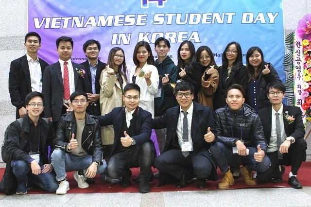 """Ngày hội sinh viên Việt Nam tại Hàn Quốc lần thứ 14 – """"Bữa tiệc văn hóa"""" dành cho sinh viên - ảnh 3"""