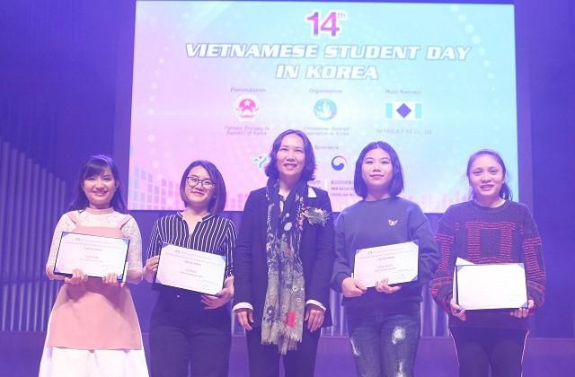 """Ngày hội sinh viên Việt Nam tại Hàn Quốc lần thứ 14 – """"Bữa tiệc văn hóa"""" dành cho sinh viên - ảnh 11"""