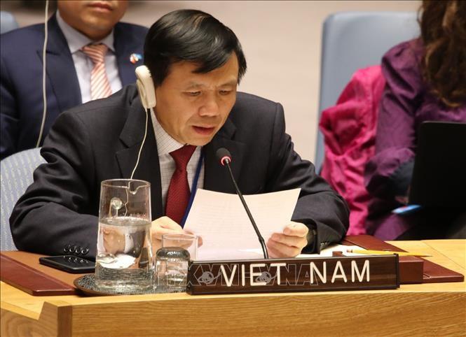 """Việt Nam ủng hộ """"Thúc đẩy và bảo đảm quyền con người"""" của LHQ - ảnh 1"""
