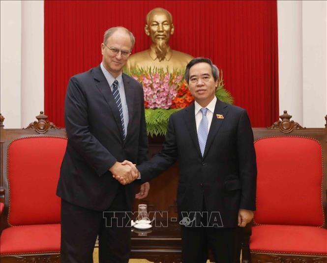 Đức coi trọng quan hệ hữu nghị truyền thống và hợp tác nhiều mặt với Việt Nam - ảnh 1
