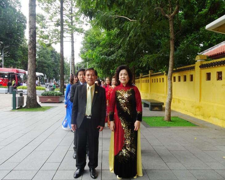 Đời sống của người Việt ở Nakhon Phanom, Thái Lan ngày càng khấm khá - ảnh 1