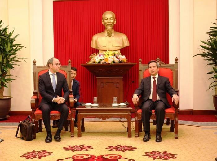 Thúc đẩy trao đổi kinh tế, thương mại Việt Nam – Hoa Kỳ - ảnh 1