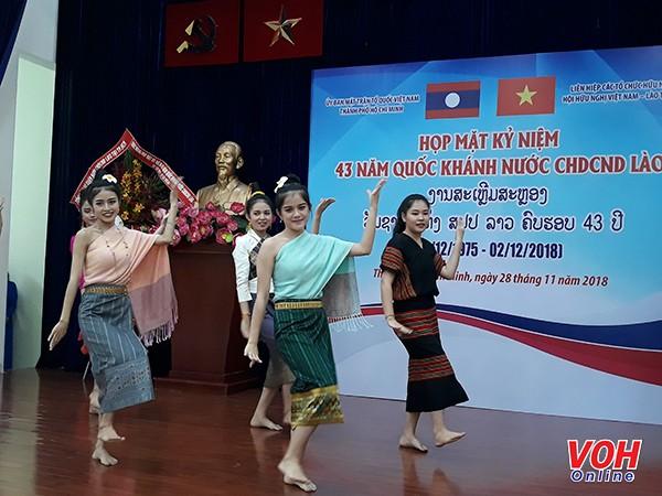 Vun đắp, phát triển mối quan hệ hữu nghị đặc biệt giữa nhân dân hai nước Việt Nam - Lào - ảnh 1