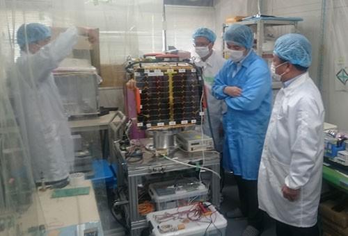 Vệ tinh MicroDragon do người Việt Nam thiết kế sẽ được phóng tại Nhật Bản - ảnh 1