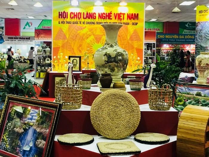 Phát triển sản phẩm chủ lực của các làng nghề Việt Nam theo hướng mỗi làng một sản phẩm - ảnh 1